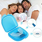 SBE Stop Snoring Mouth Piece Anti Snoring Apnea Guard Bruxism Tray, Breathe Easy
