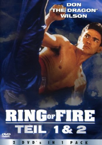 Bild von Ring of Fire / Ring of Fire 2 - Blood and Steel [2 DVDs]