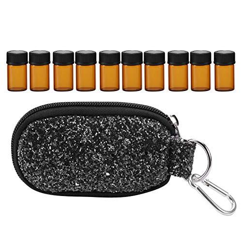 Ätherische Öl Tasche, Aromatherapie Aufbewahrungstasche für ätherische Öl, ätherisches Öl Aufbewahrung Tasche, Tasche für Ätherisches Öle und Kleine Zubehör(4#)