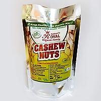 Kothari's Royal Organic Cashew Nut 200 Gram
