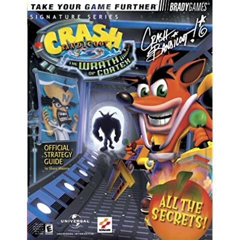 Crash Bandicoot: The Wrath of Cortex Official Strategy Guide
