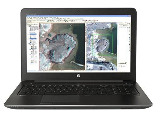 "HP ZBook 15 G3 2.6GHz I7-6700HQ 15.6"" 1920 x 1080Pixel Nero Computer portatile"