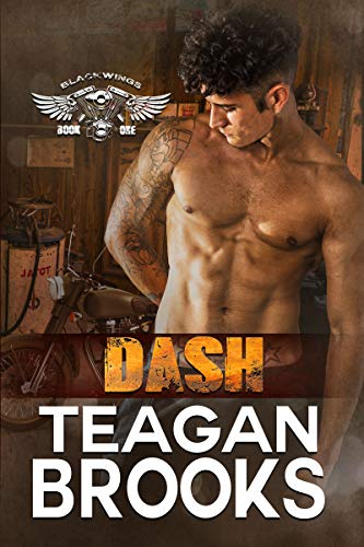 Dash (Blackwings MC Book 1) (English Edition) Serie Dash