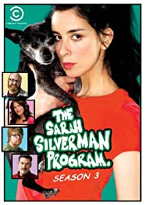 Sarah Silverman Prgram: Season 3 [DVD] [Region 1] [NTSC] [US Import]