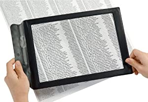 Patterson Medical Full Page Magnifier
