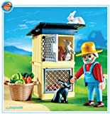 Playmobil Rabbit Hutch