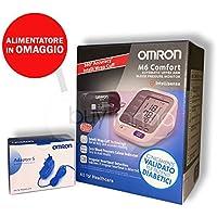 Omron M6 Comfort – Medidor de presión digital + Fuente de alimentación ...