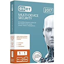 ESET Multi-Device Security 2017 Edition 5 User