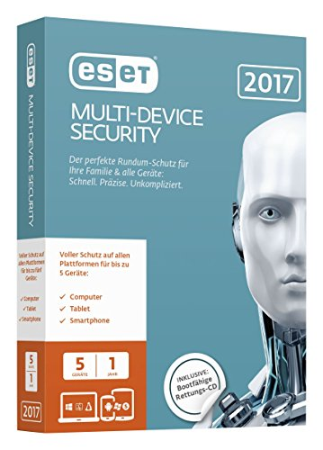 ESET Multi-Device Security 2017 Edition 5 User
