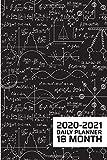 18 Month Daily Planner 2020 - 2021: Smart Student | Science Tech Engineering Math STEM | Daily Organizer Calendar Agenda | 6x9 | High School ... STEM January 2020 - June 2021 Calendar)