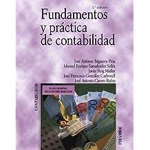 Fundamentos y práctica de contabilidad (Economía Y Empresa)