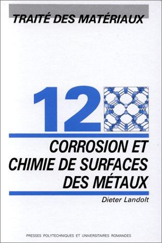 Chimie et Corrosion