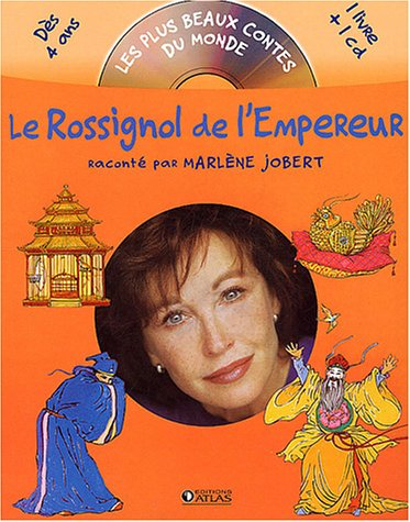 Le Rossignol de l'empereur (CD audio inclus)