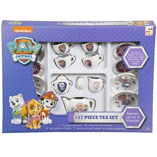 Paw Patrol Miniatur 17 Stück Tee-Set