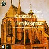 J. S. Bach - Cantatas, Vol 5