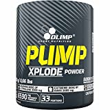 Olimp Pump Xplode Powder, 300g Pre Workout Booster (Fruit Punch)