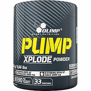 51AEbrLIakL. SS300  - Olimp pump Xplode Powder 300g Pre-Workout Booster