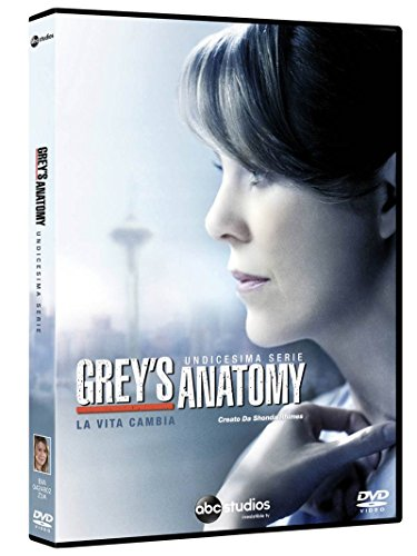 COF. GREY'S ANATOMY ST.11
