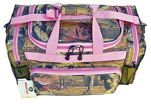 Explorer Mossy Oak Pink Camouflage Duffle Bag 50,8cm Gepäck