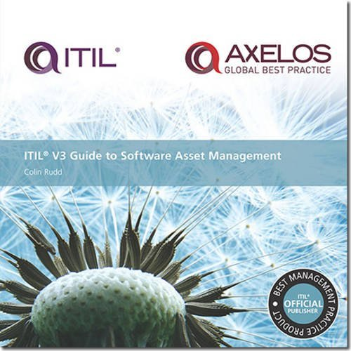 ITIL V3 Guide to Software Asset Management Book by Office of Government Commerce (2009-01-07)