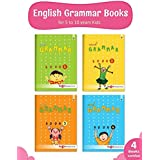 Nurture English Grammar and Composition Books for Kids | 5 to 10 Year Old | Practice Exercises with Colourful Pictures for Pr