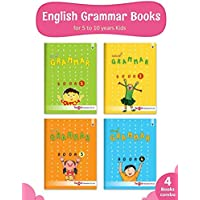Nurture English Grammar and Composition Books for Kids | 5 to 10 Year Old | Practice Exercises with Colourful Pictures…