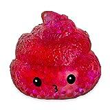 ORB Bubbleezz Jumbosortiment – Regenbogen Poo – Squeezy-Spielzeug (Spielzeug)