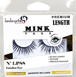 London Pride Cosmetics Faux Mink LP 88