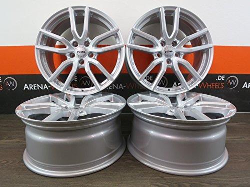 4 cerchioni in alluminio Rial Torino da 18 pollici, adatti per A3 S3 A4 S4 8W 8K A5 S5 A6 A7 A8 Q2 Q3 Q5 TT