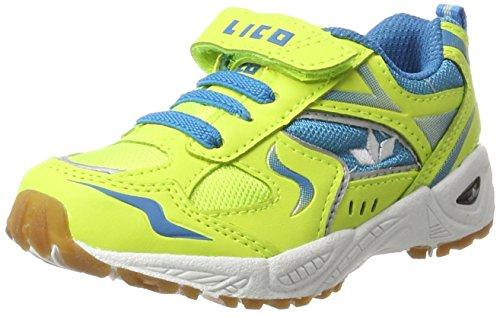 Lico Bob Vs, Chaussures de Fitness Garçon, Pétrole, 25 EU