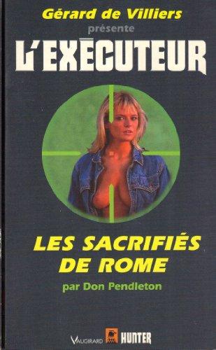 Sacrifiés de Rome
