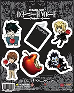 Death Note Chibi Art Collection Magnet
