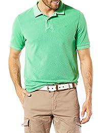 Polo Dockers Garment Verde
