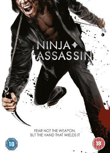 Ninja Assassin [DVD] [2010] by Rain