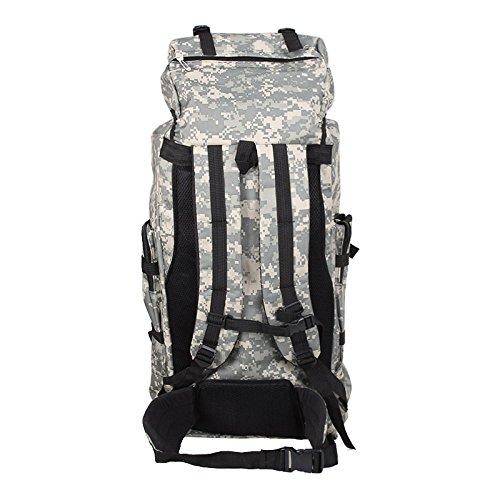 Professionelle Bergsteigen im Freien Umhängetasche Camo Taschen Rucksäcke Große Kapazität Morral Stil 1
