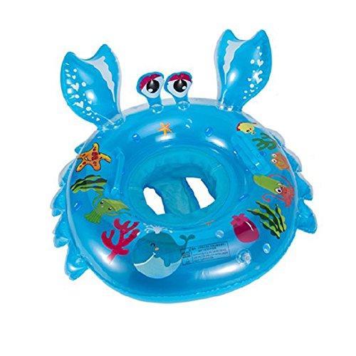 HBWJSH Baby Schwimmring Verdickung schwimmenden Ring Baby aufblasbaren Sitz Kinder Schwimmring (Farbe : ()