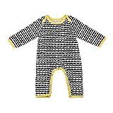 Jungen Baby Strampler Kleidung, LANSKIRT Streifenspielanzug Tops + Geometrische Hosen Gamaschen Mode Outfits Kleider Set Kinder Bekleidungssets