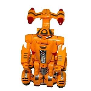 Remote Control tRansforming Robot Car Model Toy