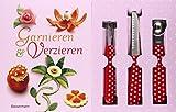 Garnieren und Verzieren-Set: Buch mit Buntmesser, Kugelausstecher und Kanneliermesser von Rudolf Biller (10. Februar 2014) Broschiert
