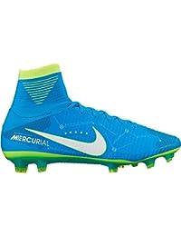 Nike Mercurial Superfly V NJR FG - Chaleco de fútbol para Hombre, Color Azul (