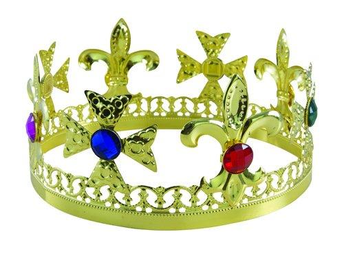 Unbekannt P 'Tit Clown–14073Deluxe King–Krone–Metall–One Size–gold