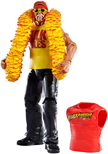 WWE Elite Series 34 Action Figure - Hulk Hogan (Wwe Hogan Hulk)