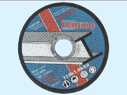 Scheibe Schleifscheibe Abrasives X Schnitt Eisen mm. 230x 1,9x 22,2.