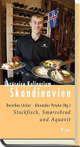 Lesereise Kulinarium Skandinavien. Stockfisch, Smørrebrød und Aquavit (Picus Lesereisen): Alle Infos bei Amazon