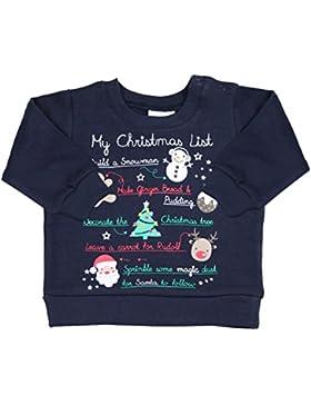 Kinder-Weihnachtspullover
