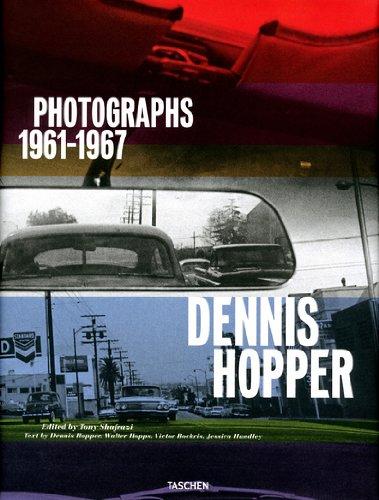 JU-DENNIS HOPPER PHOTOGRAPHS 1961-1967 par Collectif