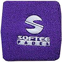 Softee Equipment 24202.008 Muñequera, Blanco, S