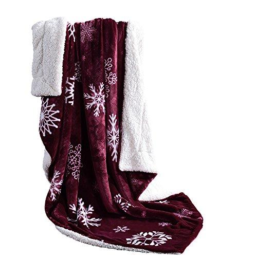 BDUK Winter Coral Daunendecke Flanell Decke dicke Bettdecken Mittagsschlaf Wolldecken Decken Twin Single Mädchen Twin Bettdecke
