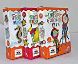 #10: DIY Art & Craft kit Combo (set of 3) containing Fridge Magnet, Photo Frame and Dream Catcher