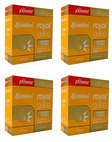 Bumbles Royal Gellee 500mg - 30caps